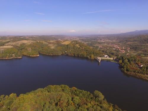 JEZERO Vodozahvatni basen Jezera celije 2