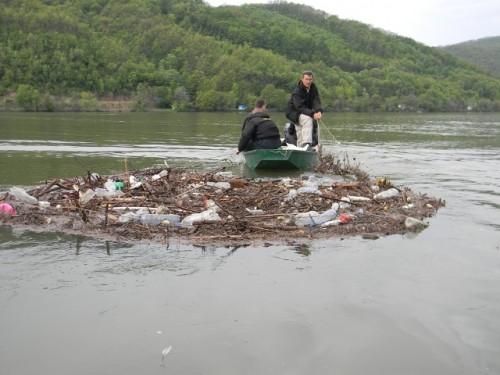 JEZERO javni radovi ciscenje jezera